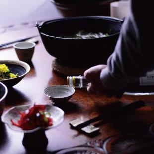 真澄 吟醸あらばしりCM 季節の食卓」篇メイキング
